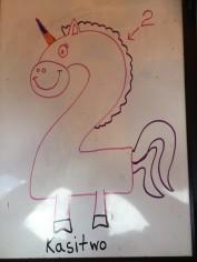 Kasitwo the unicorn